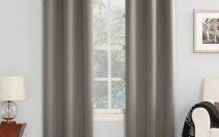 Hayden Grommet Blackout Single Curtain Panels