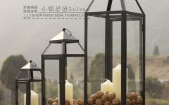 Tall Outdoor Lanterns