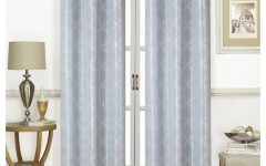 Grommet Room Darkening Curtain Panels