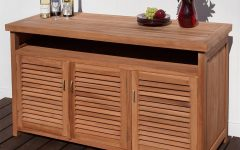 Outdoor Sideboard Cabinets