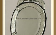 Venetian Table Mirrors