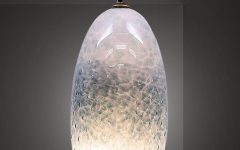 Artisan Glass Pendant Lights