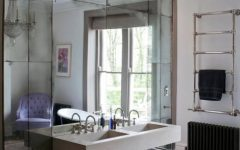 Floor to Ceiling Wall Mirrors