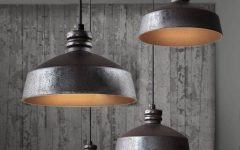 Rustic Light Pendants