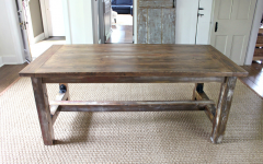 Brussels Reclaimed European Barnwood Dining Tables