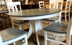 Steven 55'' Pedestal Dining Tables
