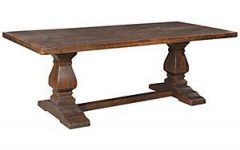 Leonila 48'' Trestle Dining Tables