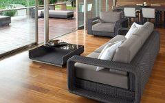 Modern Rattan Sofas