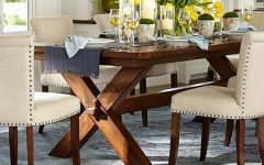 Tuscan Chestnut Toscana Extending Dining Tables