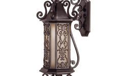 Tuscan Outdoor Wall Lighting
