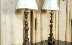Tuscan Table Lamps for Living Room
