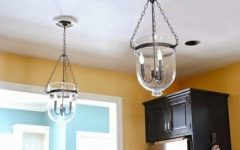Can Lights to Pendant Lights
