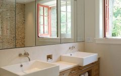 Small Bathroom Wall Mirrors