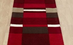 Red Runner Rugs for Hallway