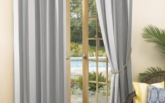 Valencia Cabana Stripe Indoor/outdoor Curtain Panels