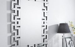Modern Rectangle Wall Mirrors