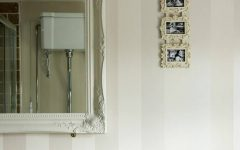 French Style Bathroom Mirrors