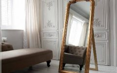 Vintage Stand Up Mirrors