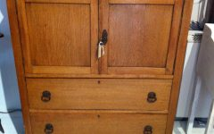 Oak Linen Cupboard
