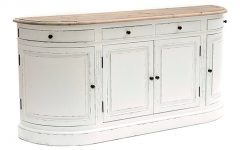 Curved Sideboards