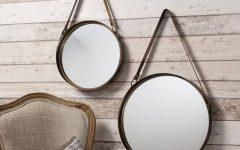 Hanging Wall Mirrors