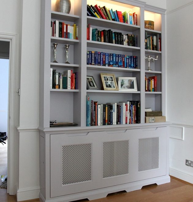 Radiator Covers and Bookcases
