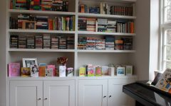 Fitted Shelves and Cupboards