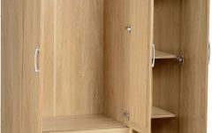 Wardrobes with Shelves