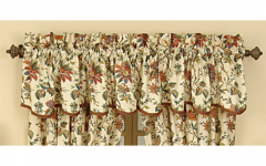 Waverly Felicite Curtain Tiers