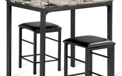 Miskell 3 Piece Dining Sets