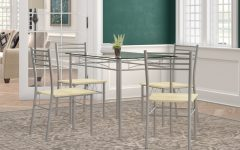 Tavarez 5 Piece Dining Sets