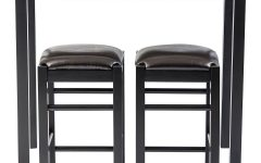 Moorehead 3 Piece Counter Height Dining Sets
