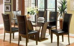 Wood Top Dining Tables