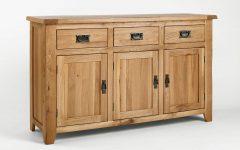 Reclaimed Oak Sideboards