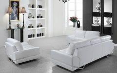 White Modern Sofas