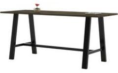 Midtown Solid Wood Breakroom Tables