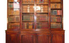 Break Front Bookcase