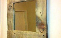 Beech Wood Framed Mirrors