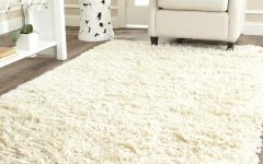 Wool Shag Area Rugs