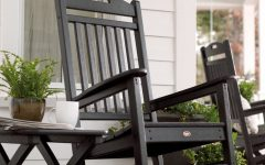 Rocking Chairs for Outside